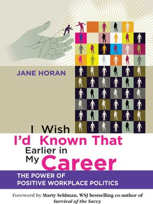 cover image of I Wish I'd Known That Earlier in My Career