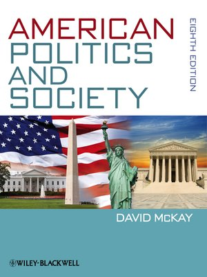 cover image of American Politics and Society