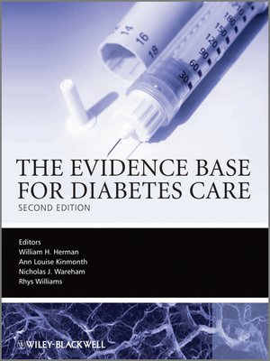 cover image of The Evidence Base for Diabetes Care