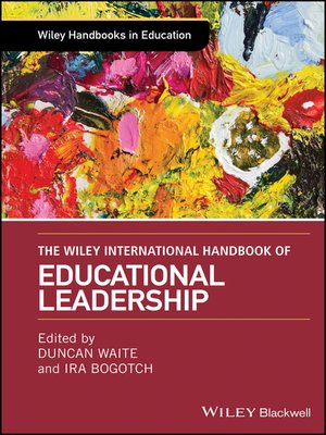 cover image of The Wiley International Handbook of Educational Leadership