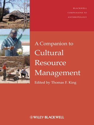 cover image of A Companion to Cultural Resource Management