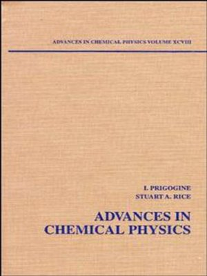 cover image of Advances in Chemical Physics, Volume 98