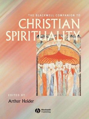 cover image of The Blackwell Companion to Christian Spirituality