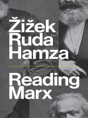 cover image of Reading Marx