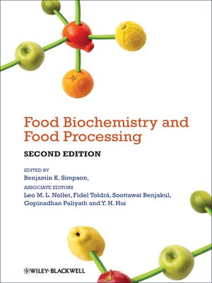 cover image of Food Biochemistry and Food Processing