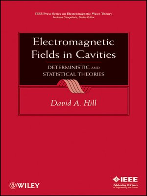 cover image of Electromagnetic Fields in Cavities