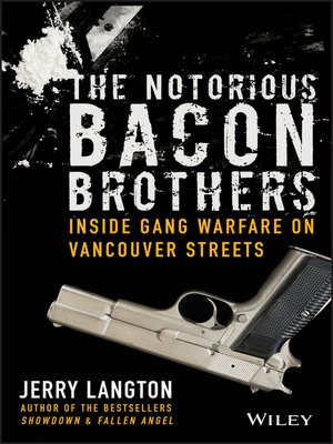 cover image of The Notorious Bacon Brothers