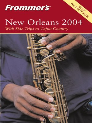 cover image of Frommer's New Orleans 2004