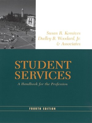 cover image of Student Services