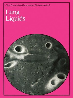 cover image of Lung Liquids
