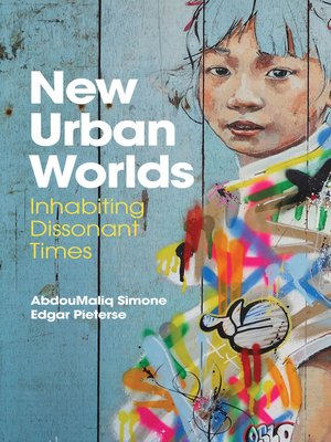 cover image of New Urban Worlds
