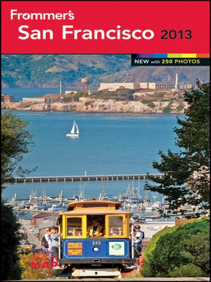 cover image of Frommer's San Francisco 2013