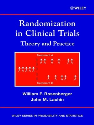 cover image of Randomization in Clinical Trials