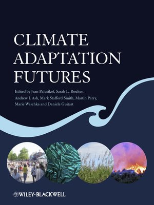 cover image of Climate Adaptation Futures