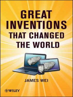 cover image of Great Inventions that Changed the World