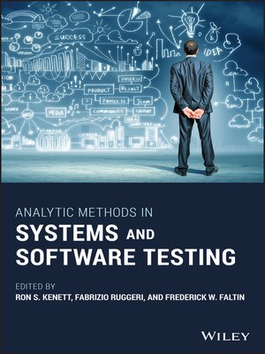 cover image of Analytic Methods in Systems and Software Testing