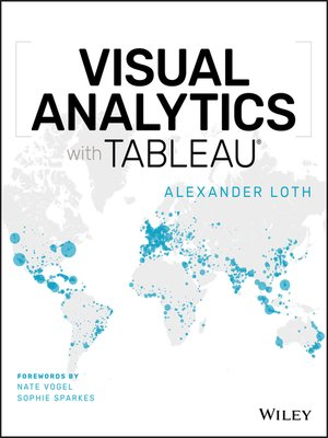 cover image of Visual Analytics with Tableau