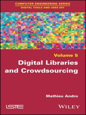 cover image of Digital Libraries and Crowdsourcing