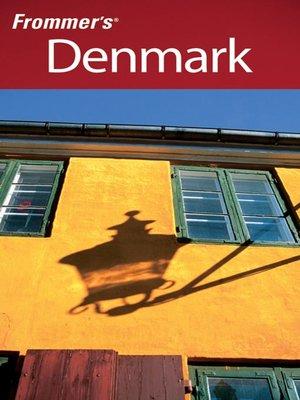 cover image of Frommer's Denmark