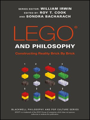 cover image of LEGO and Philosophy