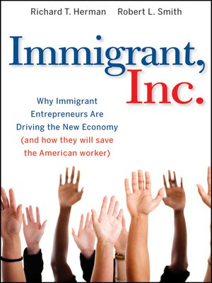 cover image of Immigrant, Inc.
