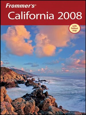 cover image of Frommer's California 2008