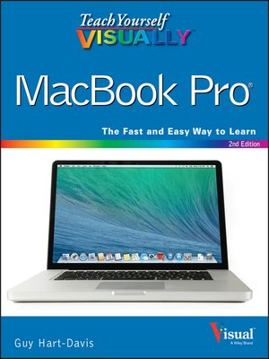 cover image of Teach Yourself VISUALLY MacBook Pro