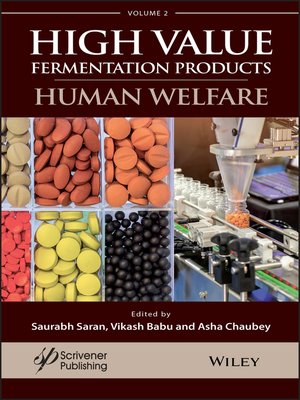 cover image of A Handbook on High Value Fermentation Products, Volume 2