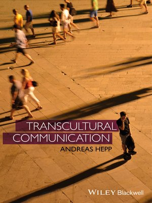 cover image of Transcultural Communication