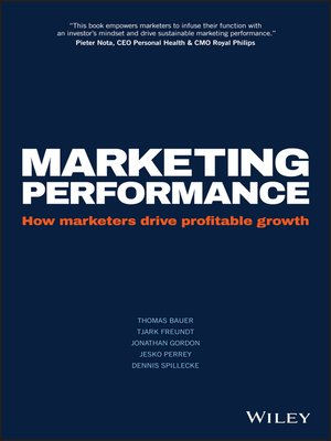 cover image of Marketing ROI