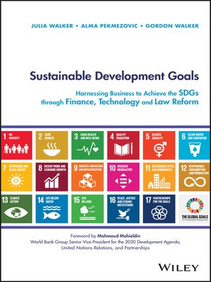 cover image of Sustainable Development Goals