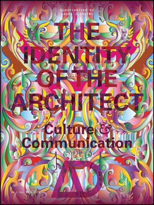 cover image of The Identity of the Architect