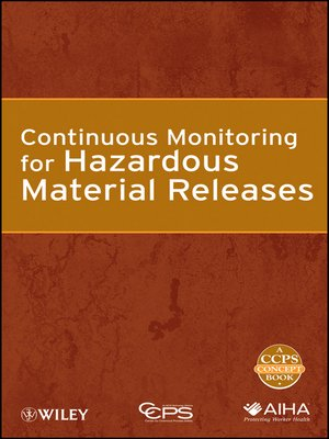 cover image of Continuous Monitoring for Hazardous Material Releases