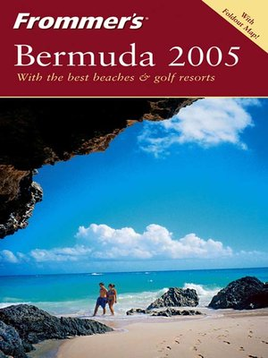 cover image of Frommer's Bermuda 2005