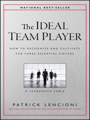 cover image of The Ideal Team Player