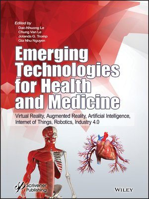 cover image of Emerging Technologies for Health and Medicine