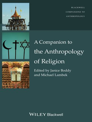 cover image of A Companion to the Anthropology of Religion