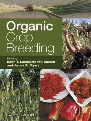 cover image of Organic Crop Breeding