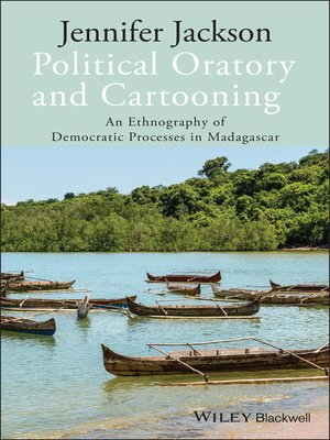 cover image of Political Oratory and Cartooning