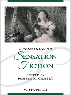 cover image of A Companion to Sensation Fiction