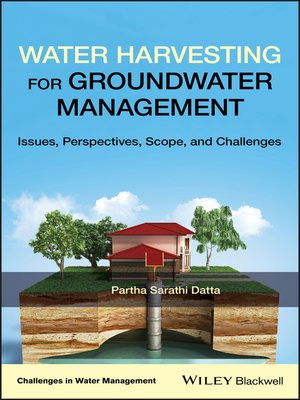 cover image of Water Harvesting for Groundwater Management