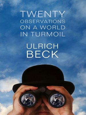 cover image of Twenty Observations on a World in Turmoil