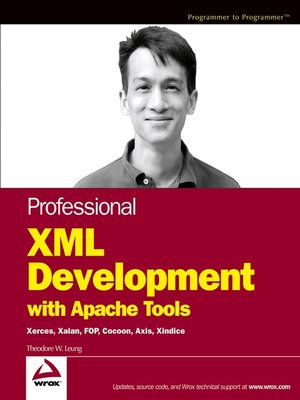 cover image of Professional XML Development with Apache Tools