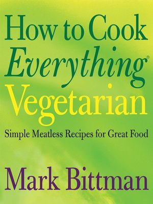 cover image of How to Cook Everything Vegetarian
