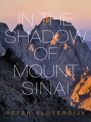 cover image of In the Shadow of Mount Sinai