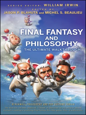 cover image of Final Fantasy and Philosophy