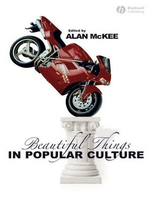 cover image of Beautiful Things in Popular Culture