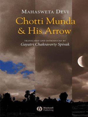 cover image of Chotti Munda and His Arrow