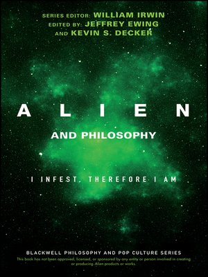 cover image of Alien and Philosophy