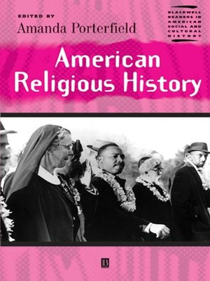 cover image of American Religious History